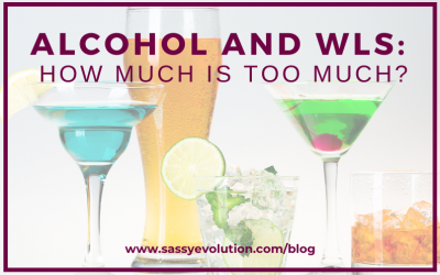 Alcohol and WLS: How much is too much?