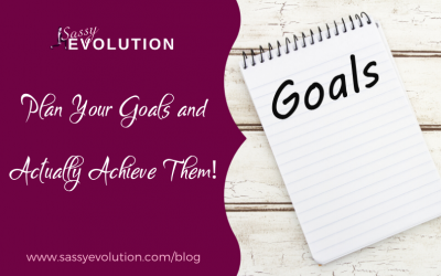 Plan Your Goals and Actually Achieve Them!