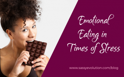 Emotional Eating In Times Of Stress!