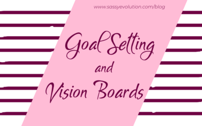 Goal Setting and Vision Boards