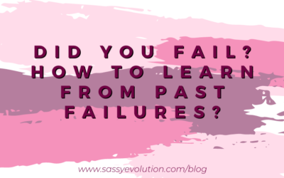 Did you Fail? How to Learn from Past Failures?